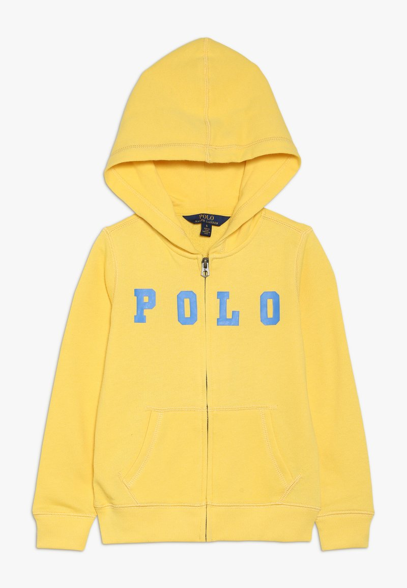 Polo Ralph Lauren - ZIP UP - Zip-up hoodie - sunfish yellow