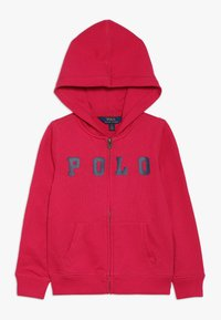 Polo Ralph Lauren - ZIP UP - Collegetakki - sport pink - 0