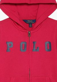 Polo Ralph Lauren - ZIP UP - Collegetakki - sport pink - 4