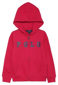 Polo Ralph Lauren - ZIP UP - Collegetakki - sport pink - 3