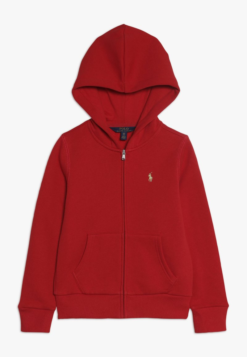 Polo Ralph Lauren - HOOD  - Bluza rozpinana - red