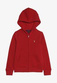 Polo Ralph Lauren - HOOD  - Bluza rozpinana - red - 3
