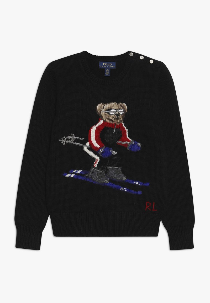 Polo Ralph Lauren - SKI BEAR - Strickpullover - black