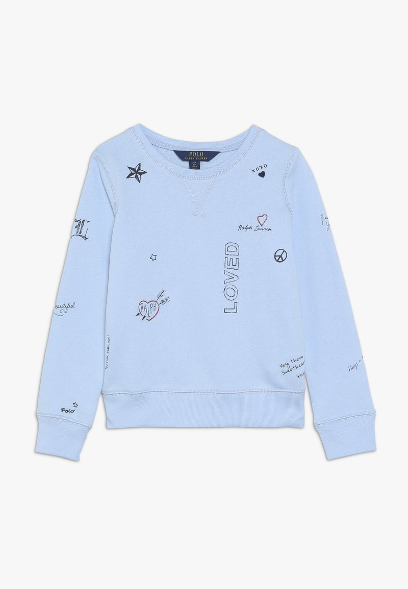 Polo Ralph Lauren - DIARY - Sweatshirt - elite blue