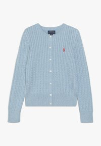 Polo Ralph Lauren - CARDIGAN - Kardigan - modern blue heather - 0