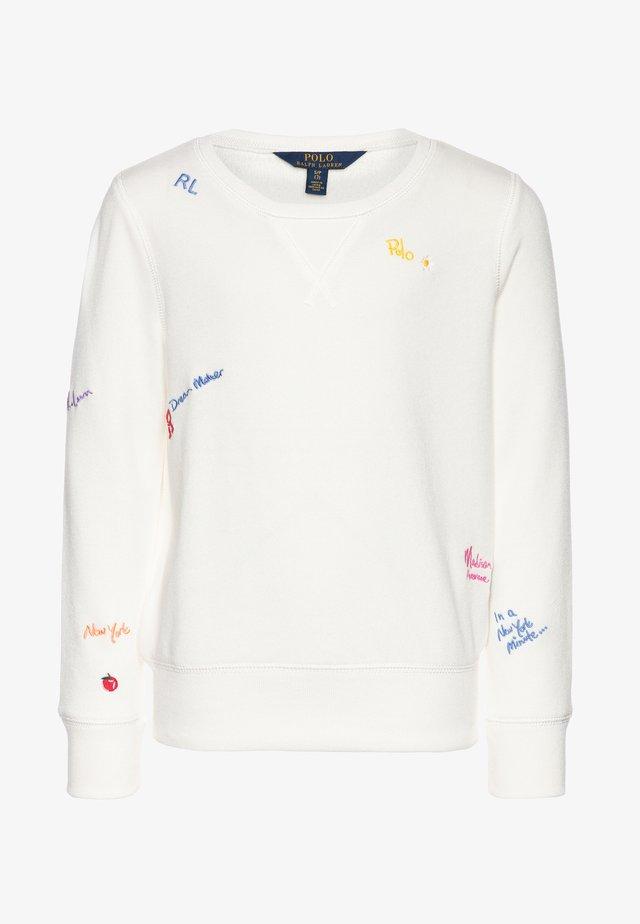 GRAPHIC - Sweatshirt - nevis