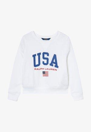 GRAPH  - Sweater - pure white