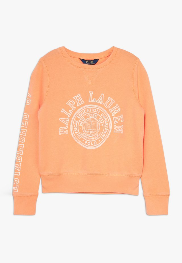 GRAPHIC - Sweatshirt - key west orange