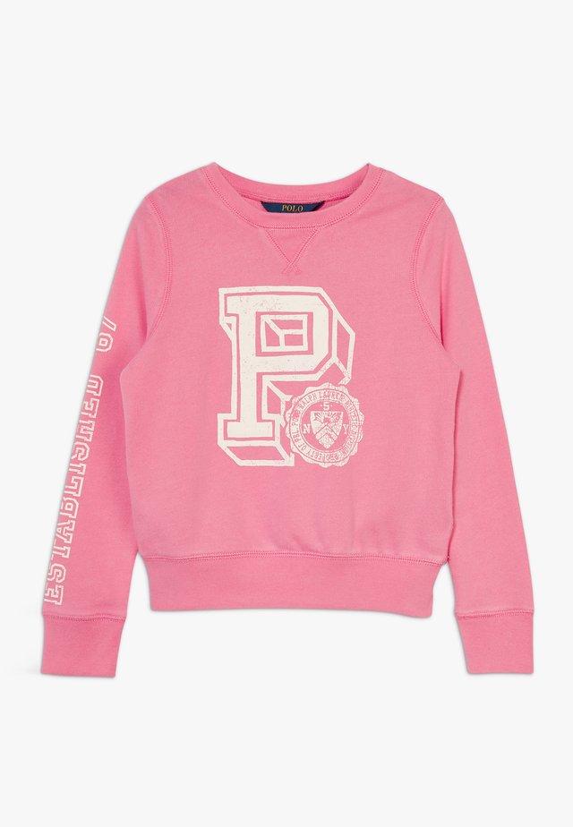 GRAPHIC - Bluza - lauren pink