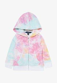 Polo Ralph Lauren - TIE DYE HOOD - Mikina na zip - multicoloured - 2