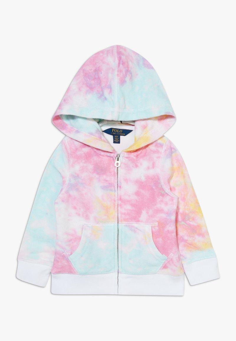 Polo Ralph Lauren - TIE DYE HOOD - Mikina na zip - multicoloured