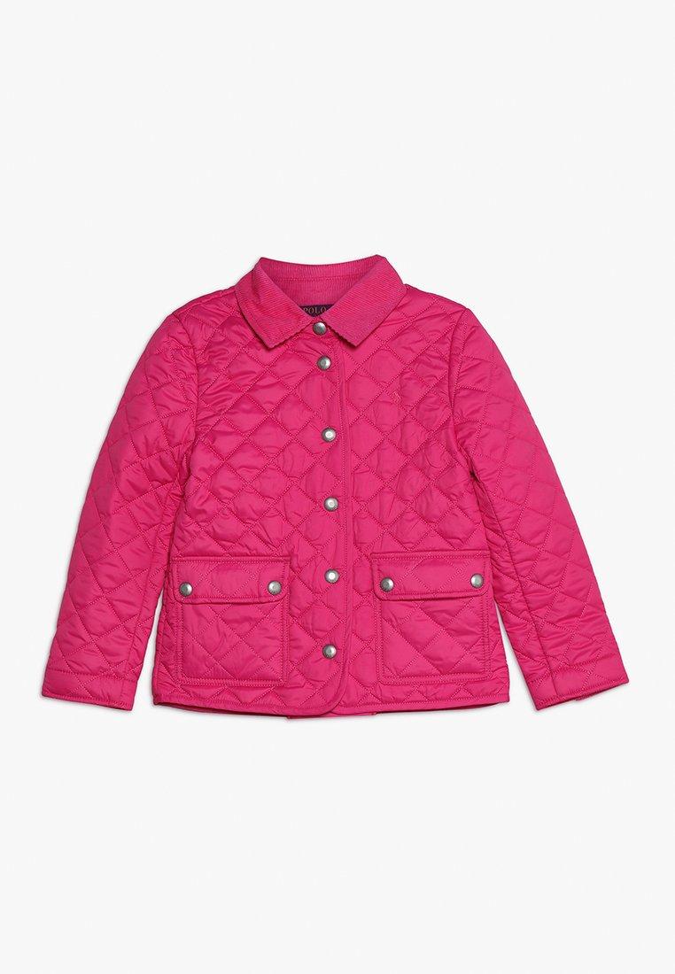 Polo Ralph Lauren - PLAINWEAVE QUILTED BARN - Übergangsjacke - ultra pink
