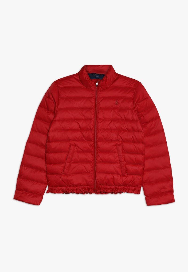 Polo Ralph Lauren - DULL MOMENTUM  - Chaqueta de plumas - red