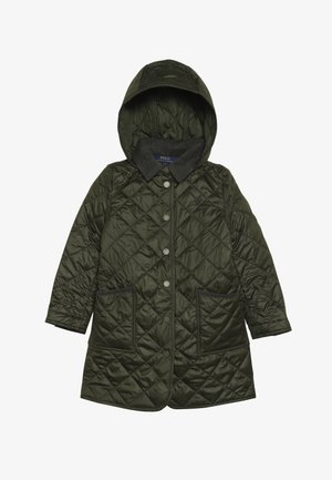 LONG BARN OUTERWEAR - Parka - spanish olive