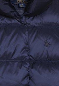 Polo Ralph Lauren - LONG OUTERWEAR JACKET - Płaszcz puchowy - french navy - 3