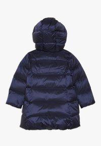 Polo Ralph Lauren - LONG OUTERWEAR JACKET - Płaszcz puchowy - french navy - 1