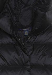 Polo Ralph Lauren - LONG OUTERWEAR JACKET - Untuvatakki - polo black - 3