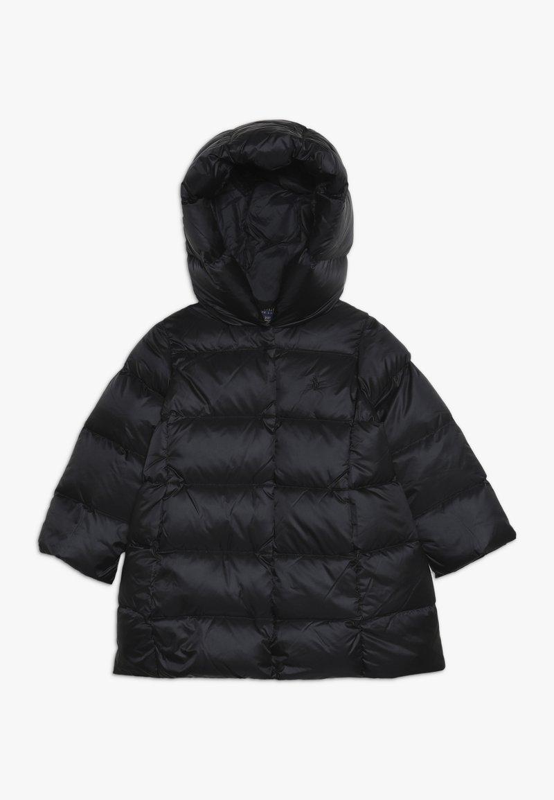 Polo Ralph Lauren - LONG OUTERWEAR JACKET - Untuvatakki - polo black