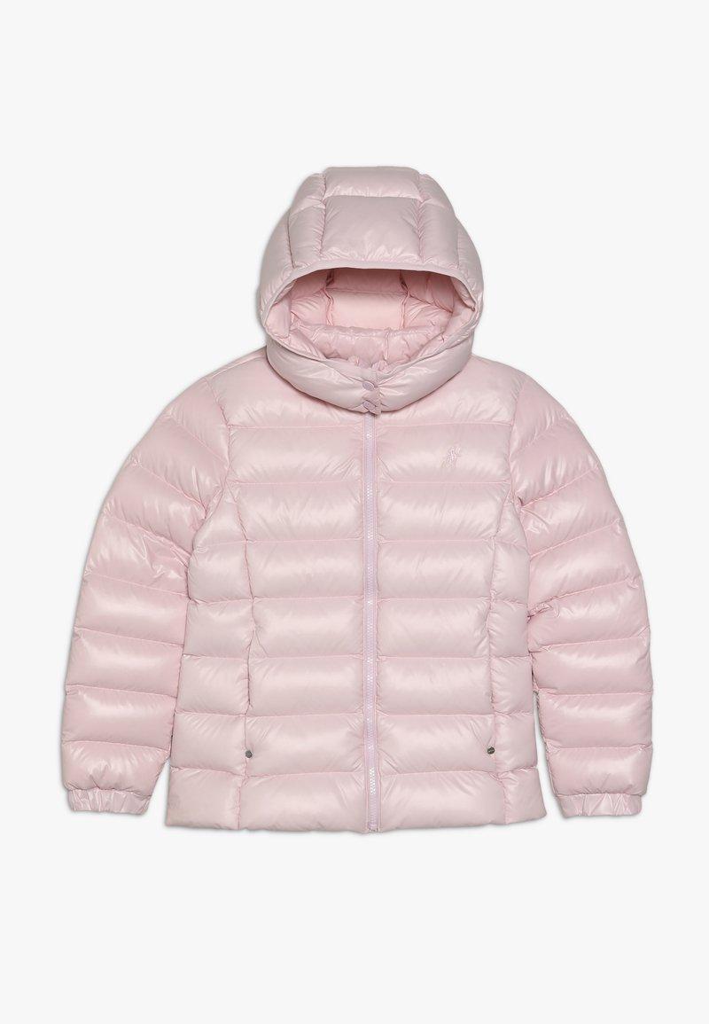 Polo Ralph Lauren - OUTERWEAR JACKET - Down jacket - hint of pink