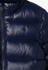 Polo Ralph Lauren - OUTERWEAR JACKET - Chaqueta de plumas - french navy - 4