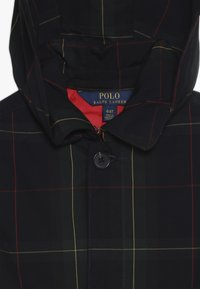 Polo Ralph Lauren - WALKING COAT OUTERWEAR JACKET - Light jacket - navy/green/multi - 5