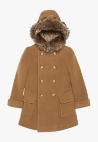 Polo Ralph Lauren - COAT OUTERWEAR - Mantel - camel - 0