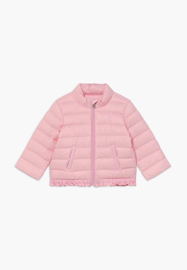 OUTERWEAR JACKET BABY - Allvädersjacka - hint of pink