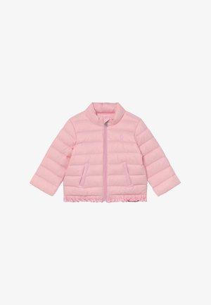 OUTERWEAR JACKET BABY - Chaqueta de entretiempo - hint of pink