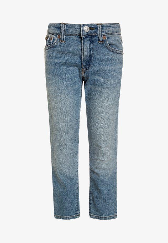 SULLIVAN - Jeans slim fit - manning wash