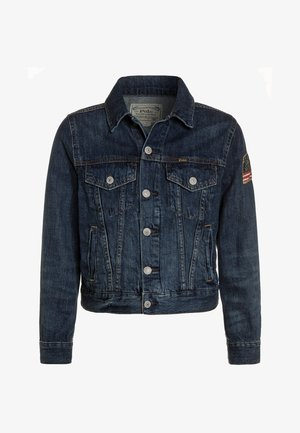TRUCKER - Giacca di jeans - gordon wash