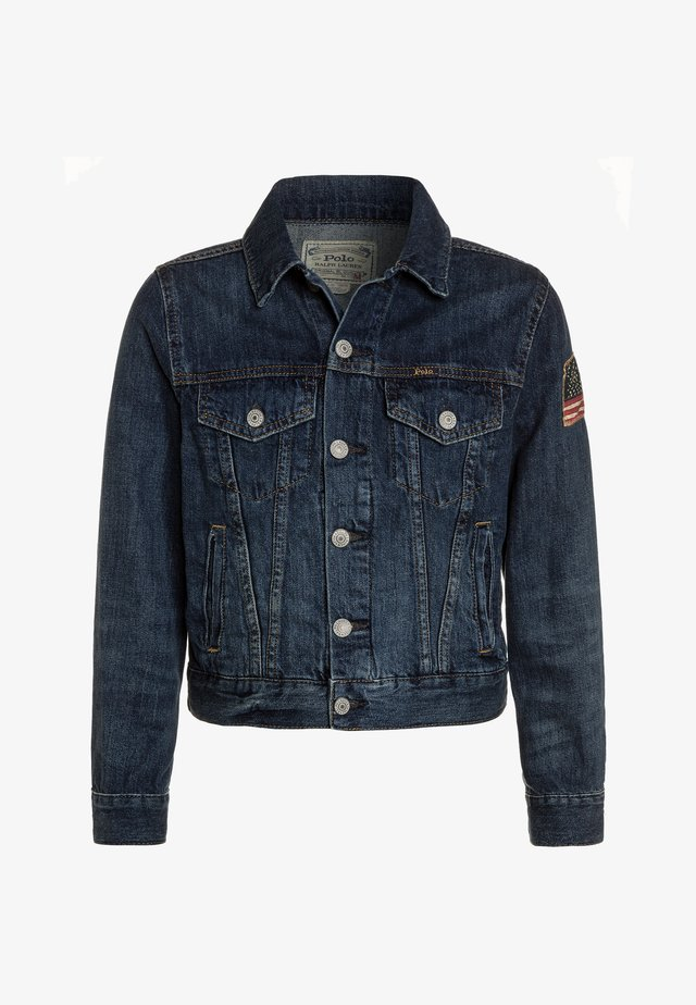 TRUCKER - Denim jacket - gordon wash