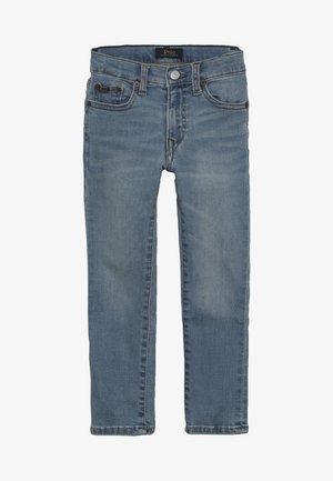ELDRIDGE BOTTOMS - Jeans Skinny Fit - hartley wash