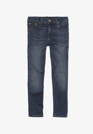 ELDRIDGE BOTTOMS - Jeans Skinny Fit - aiden wash