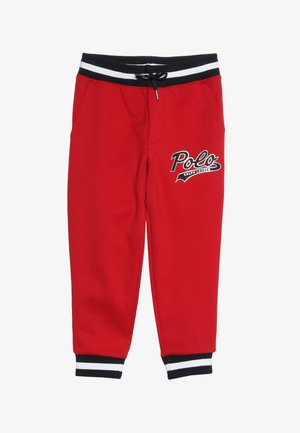 DOUBLE TECH PANT - Träningsbyxor - red