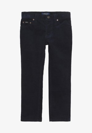 VARICK BOTTOMS PANT - Tygbyxor - french navy
