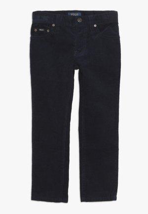 VARICK BOTTOMS PANT - Spodnie materiałowe - french navy