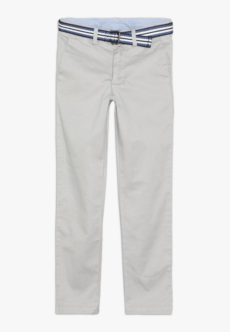 Polo Ralph Lauren - PREPPY BOTTOMS PANT - Chino kalhoty - light smoke