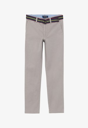 PREPPY BOTTOMS PANT - Chino kalhoty - soft grey