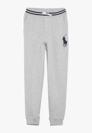 BOTTOMS PANT - Pantaloni sportivi - light grey heather