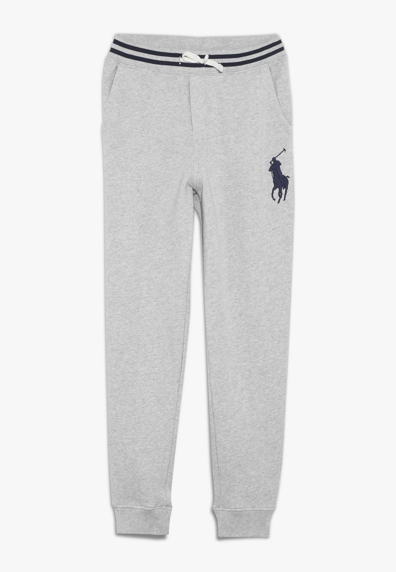 Polo Ralph Lauren - BOTTOMS PANT - Tracksuit bottoms - light grey heather