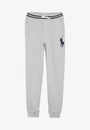 BOTTOMS PANT - Pantalon de survêtement - light grey heather