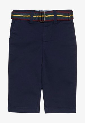 PREPPY PANT BOTTOMS - Broek - french navy