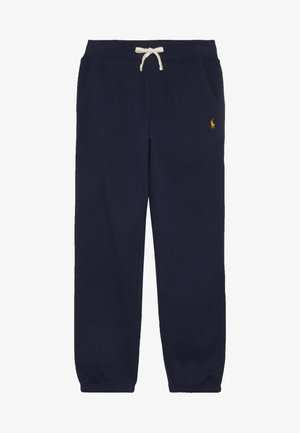 BOTTOMS PANT - Pantaloni sportivi - cruise navy