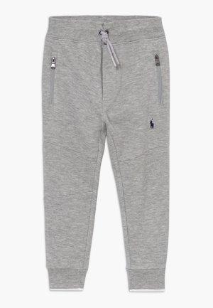 BOTTOMS PANT - Pantaloni sportivi - grey heather