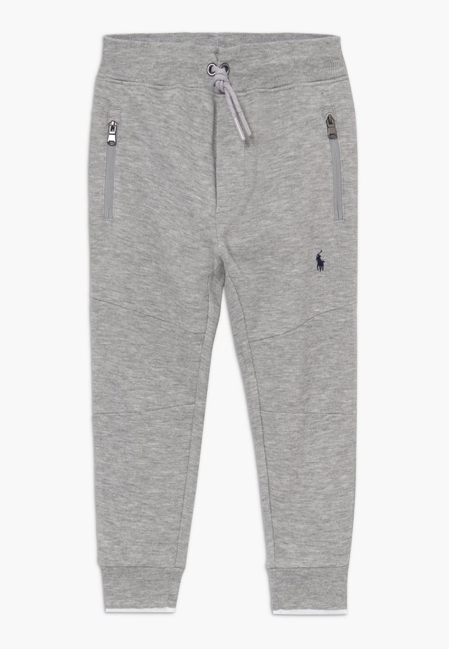BOTTOMS PANT - Træningsbukser - grey heather
