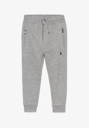 BOTTOMS PANT - Tracksuit bottoms - grey heather