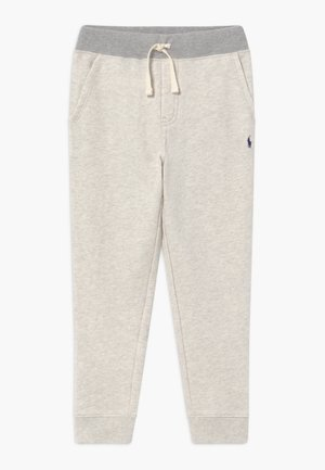 BOTTOMS PANT - Tracksuit bottoms - new sand heather