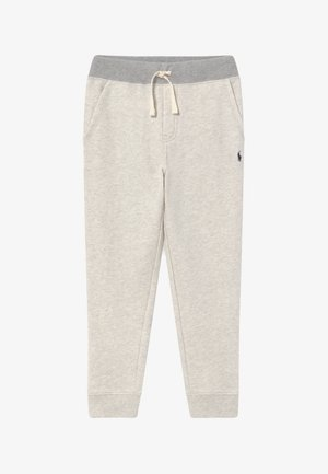 BOTTOMS PANT - Pantaloni sportivi - new sand heather