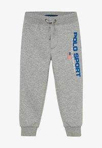 Polo Ralph Lauren - PANT BOTTOMS  - Trainingsbroek - andover heather - 3