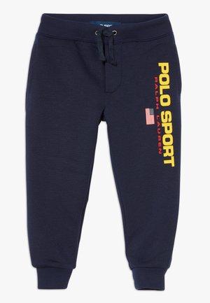 PANT BOTTOMS  - Teplákové kalhoty - cruise navy
